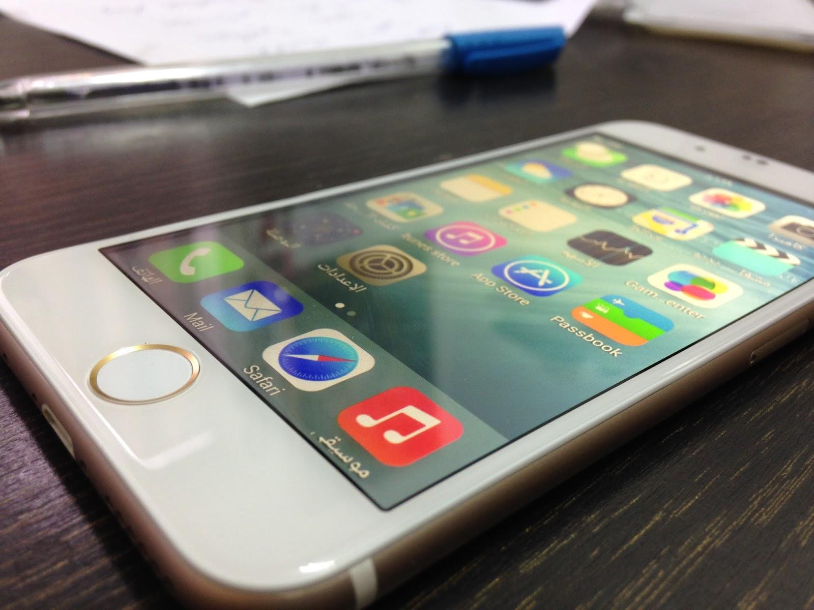 iphone 6 copy quad Core 2.4GHz اي فون 6 كوبي الان في ...