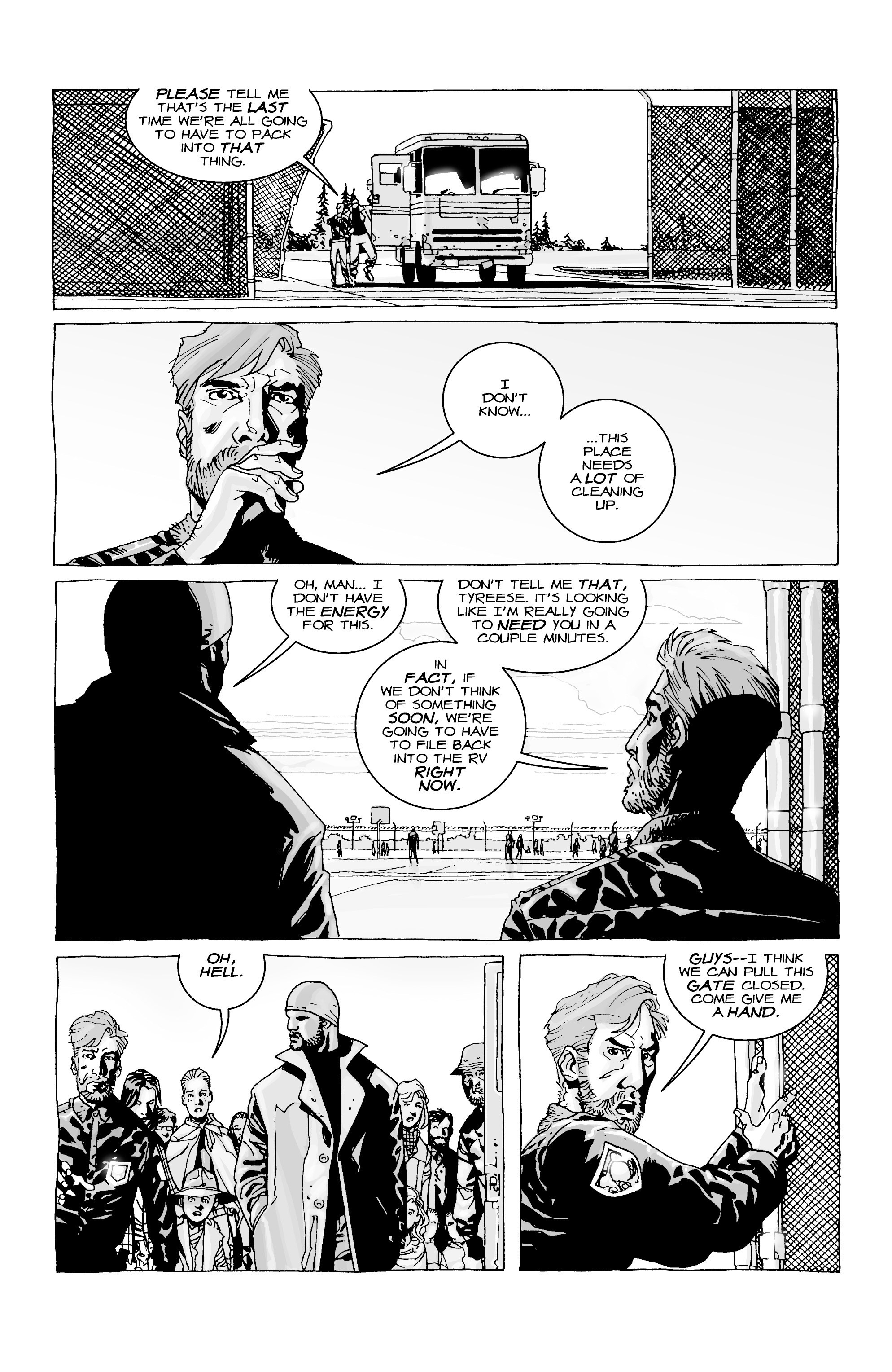 The Walking Dead Issue #13 Page 4