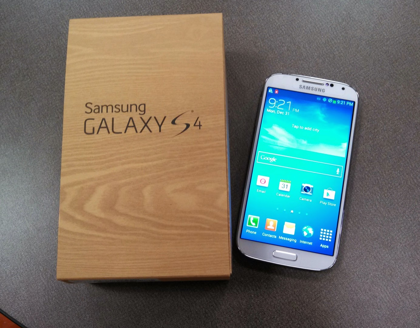 Samsung Galaxy S4 Replika