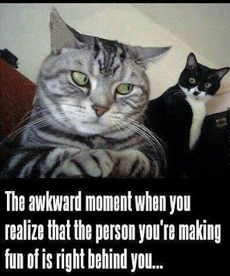 That awkward moment when you realize- Funny Images