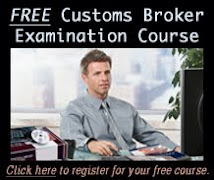 Free Customs Broker Course!