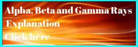 Alpha, Beta and Gamma Rays