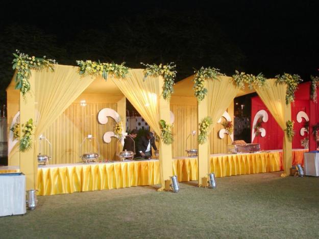 Sai ranga tent house Tent a house