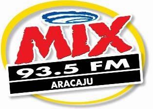 Rádio Mix FM de Aracaju ao vivo