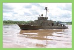 """Colombia y Perú inician la operación binacional """"COMBIFRON"""""""