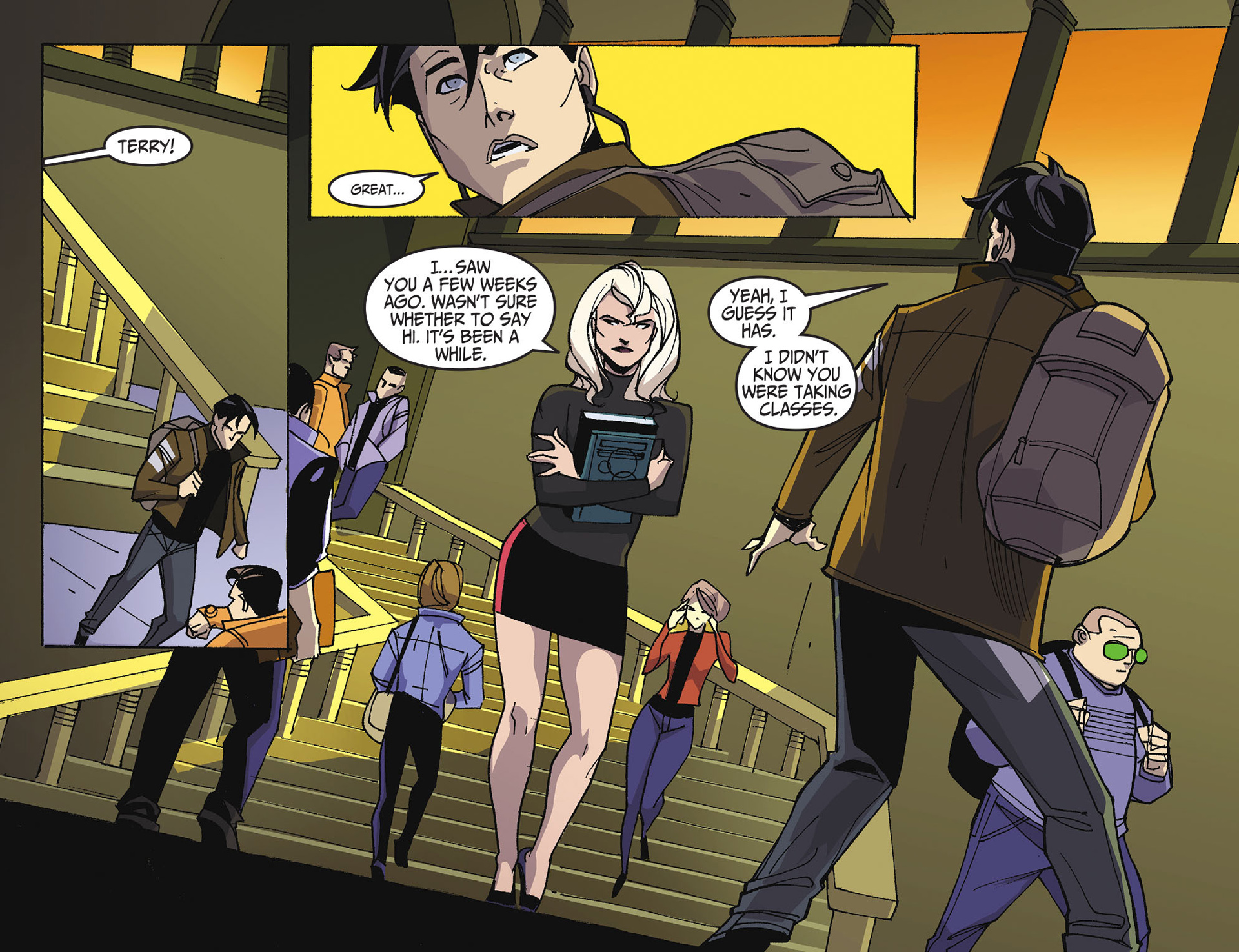 Batman Beyond 2.0 Issue #10 #10 - English 7