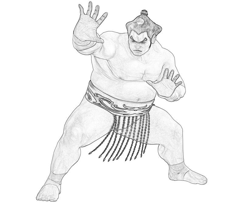 printable-ganryu-character_coloring-pages-1