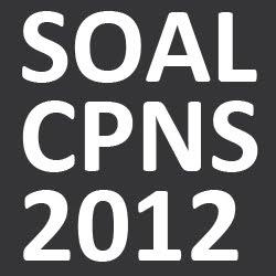 Download Soal CPNS Latihan Soal CPNS