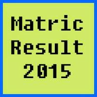 Larkana Board Matric Result 2016