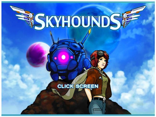 Armor Game : SkyHounds