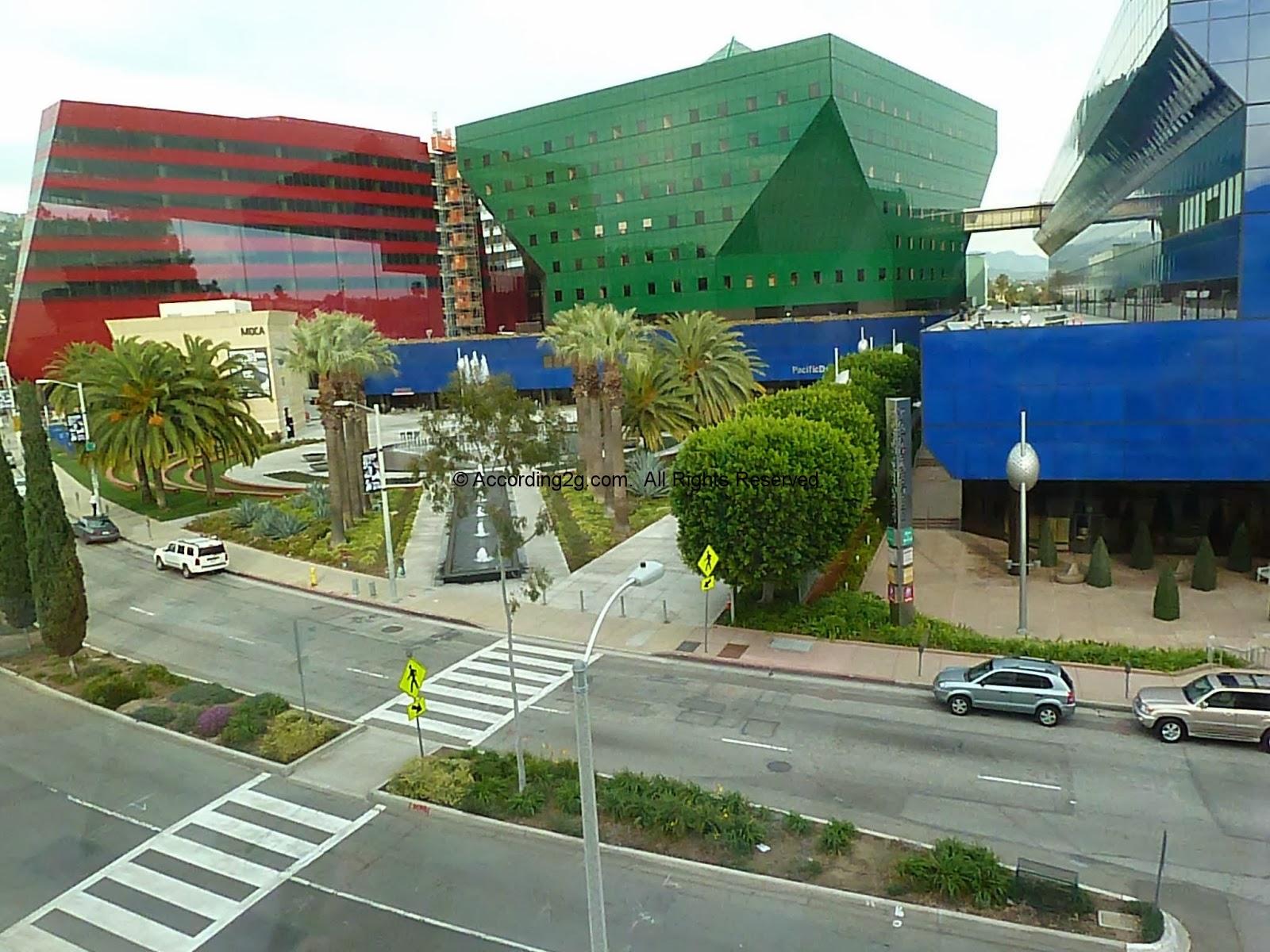 Amedeo liberatoscioli pacific design center california for Arredatori d interni famosi