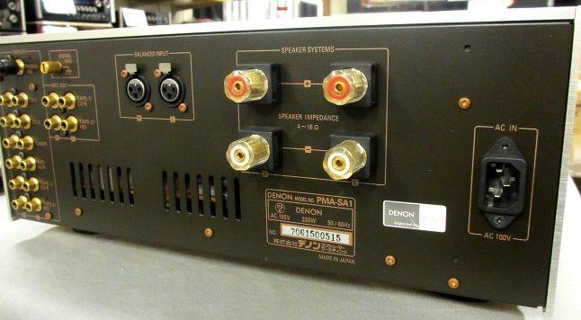 bose sa 5 amplifier manual