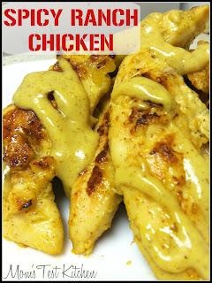 Spicy Ranch Chicken