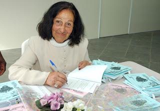Romilda dos Santos Veiga: o livro é a realização de um sonho