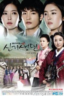 Xem Phim Góc Khuất Của Số Phận - New Tales Of Gisaeng 2013