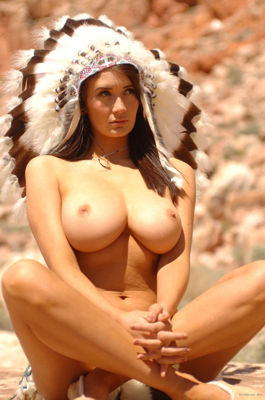 Фото голые девушки индейцы 10 фотография