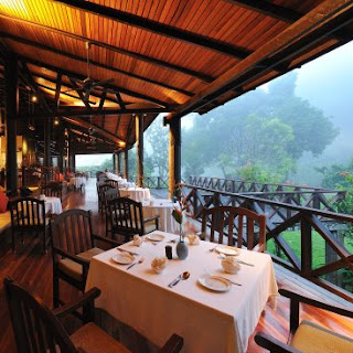 dining hall Lembah Tabin