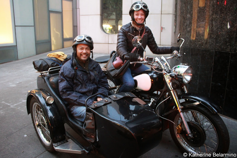 Insiders Experience Sidecar Tour Shanghai China