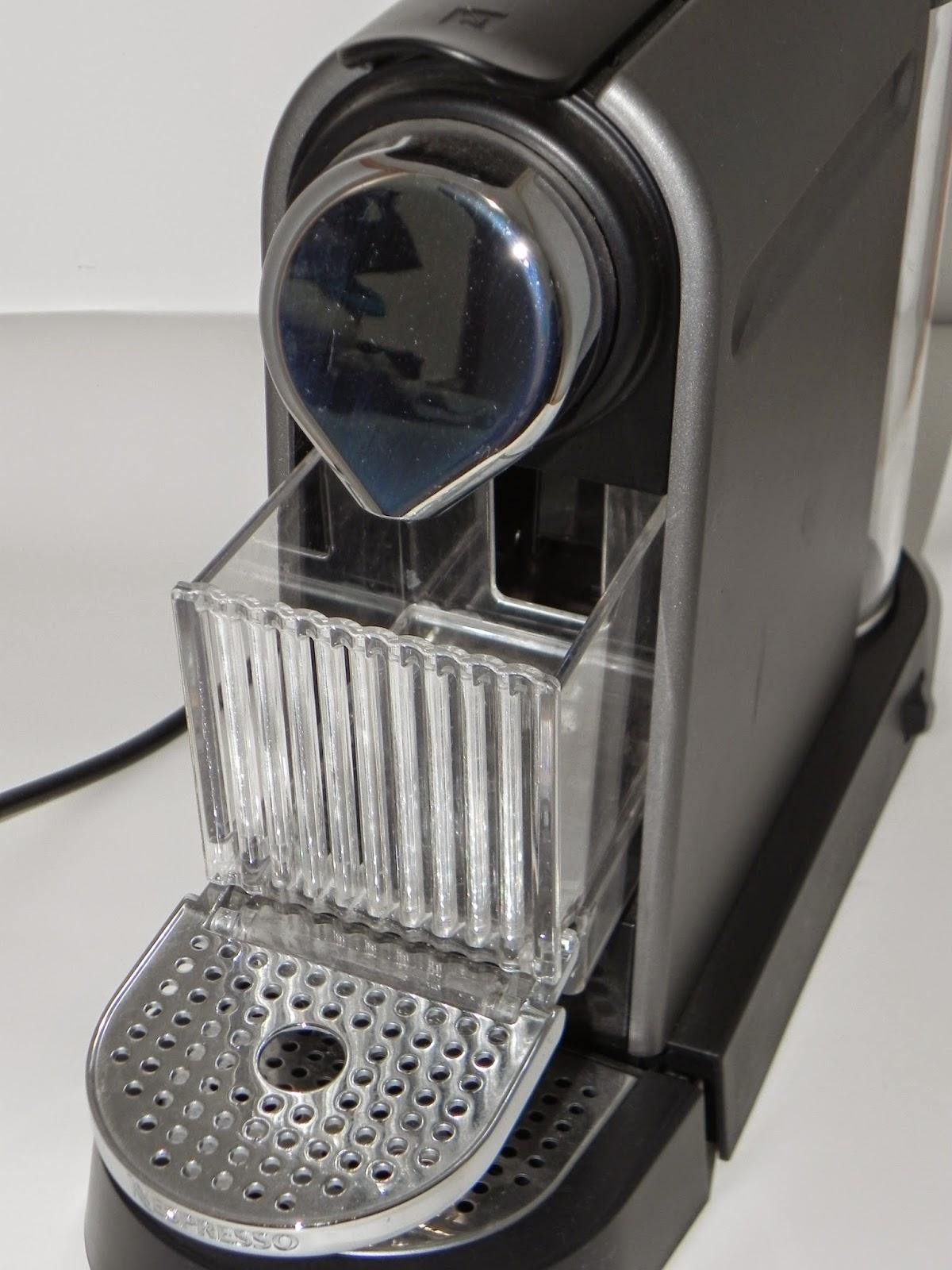 café nespresso máquina