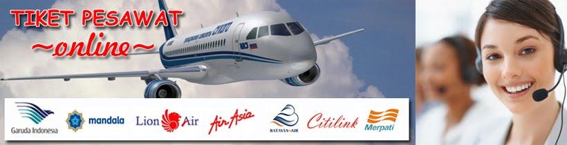 Biro Tiket Pesawat Online