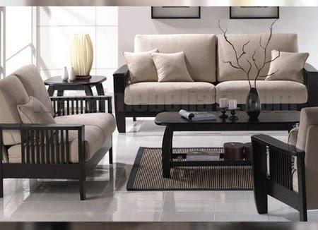 dekorasi meja dan kursi ruang tamu minimalis contoh