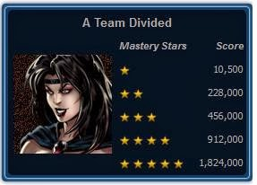 Mission 2 - A Team Divided