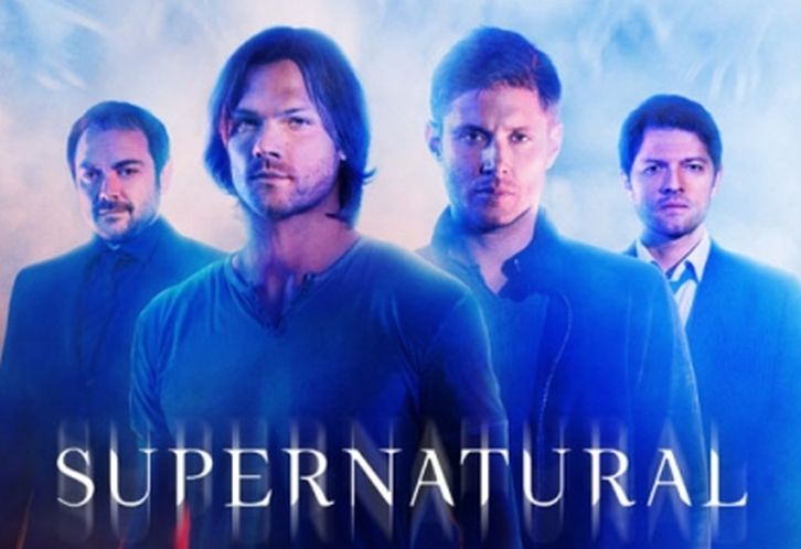 Supernatural - Season 10 - Promotional Poster