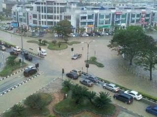 Terkini - Keadaan Banjir di Pantai Timur