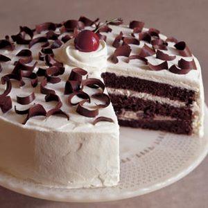 inilah salah satu resep Black Forest Cake Buat Lebaran dari kami ...