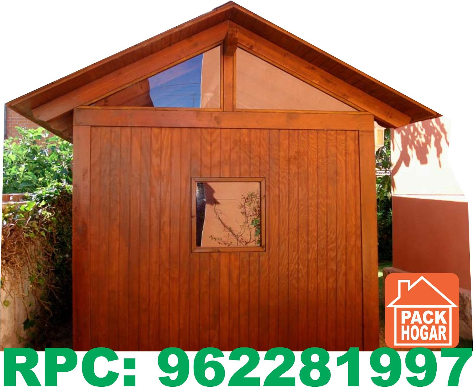Casetas modulos prefabricadas de madera - Casas prefabricadas modulos ...