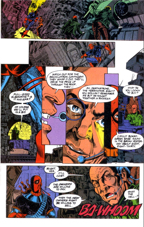 Deathstroke (1991) Annual 1 #1 - English 39