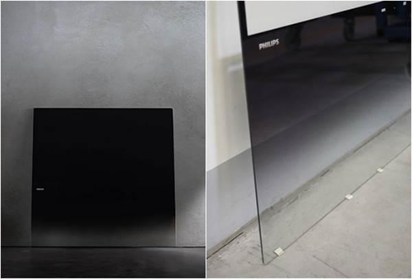 philips designline frameless led tv. Black Bedroom Furniture Sets. Home Design Ideas