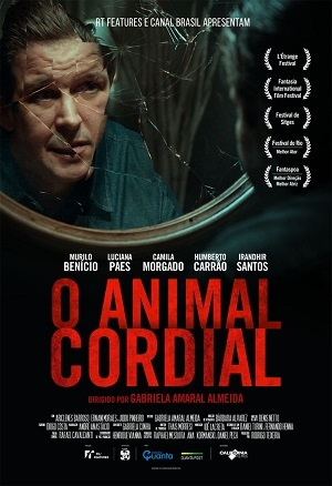 O Animal Cordial Filmes Torrent Download capa
