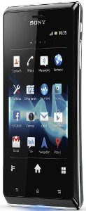 Phone Android Sony Xperia J ST26a Unlocked Review
