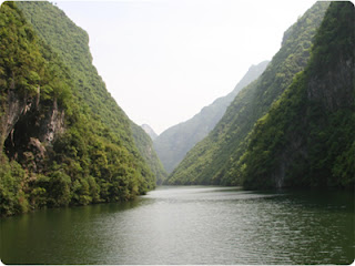 نهر تشانغ جيانغ- أطول أنهار العالم