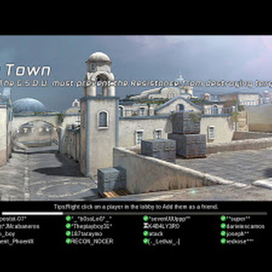 De_Dust2, Counter-Strike Map In Assault Fire, WTF