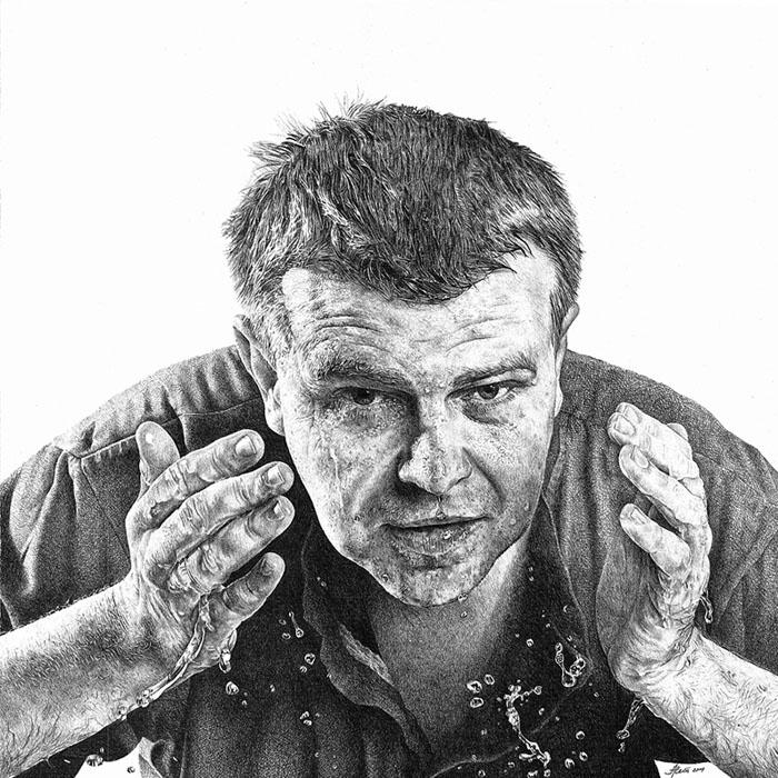Heikki Leis ilustra Andrus Kivirähk