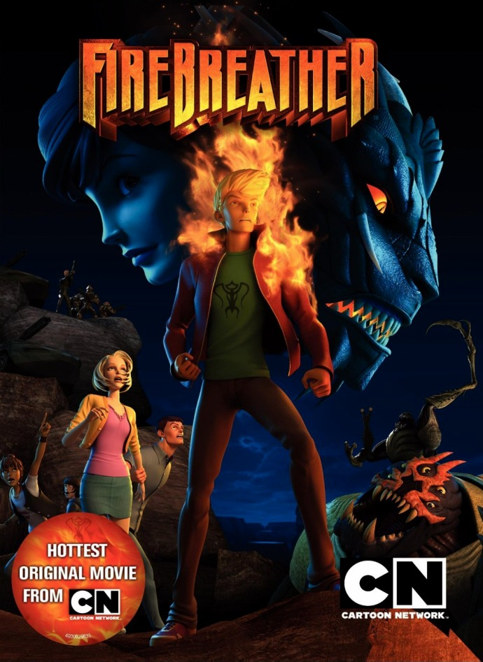 Firebreather (2010) Poster