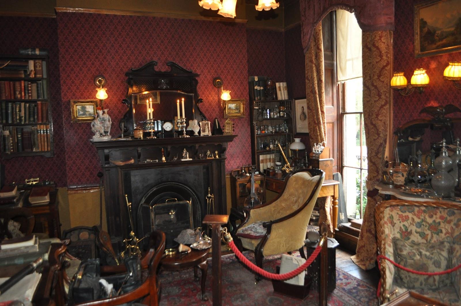 Raquel ritz viajes museo de sherlock holmes londres uk - Casa de sherlock holmes ...