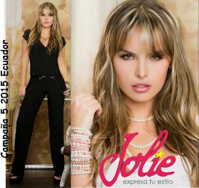 Catalogo Jolie Campaña 5 2015