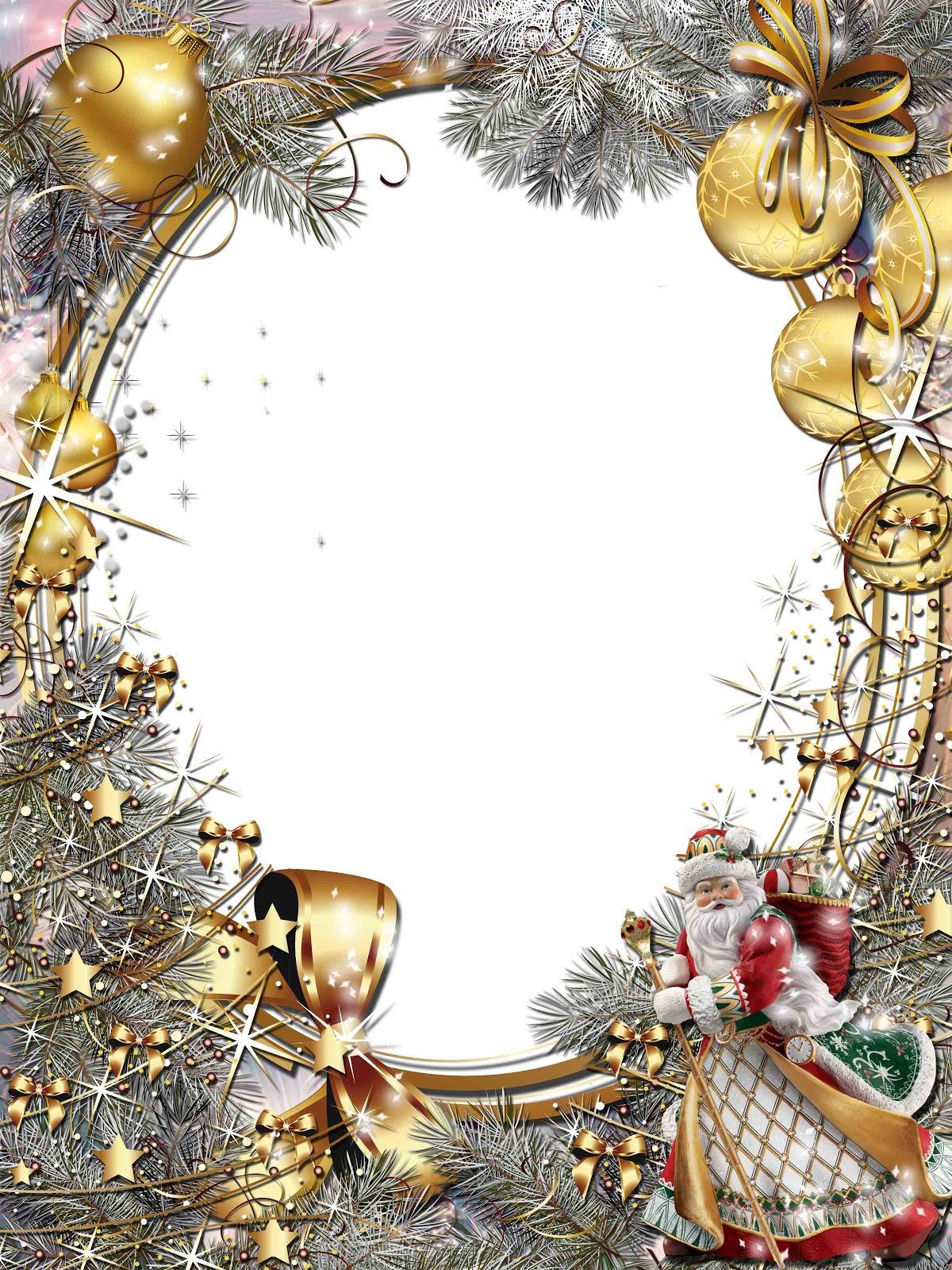 Christmas png frame   png frame