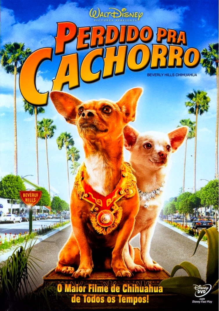 Perdido pra Cachorro – Dublado (2008)