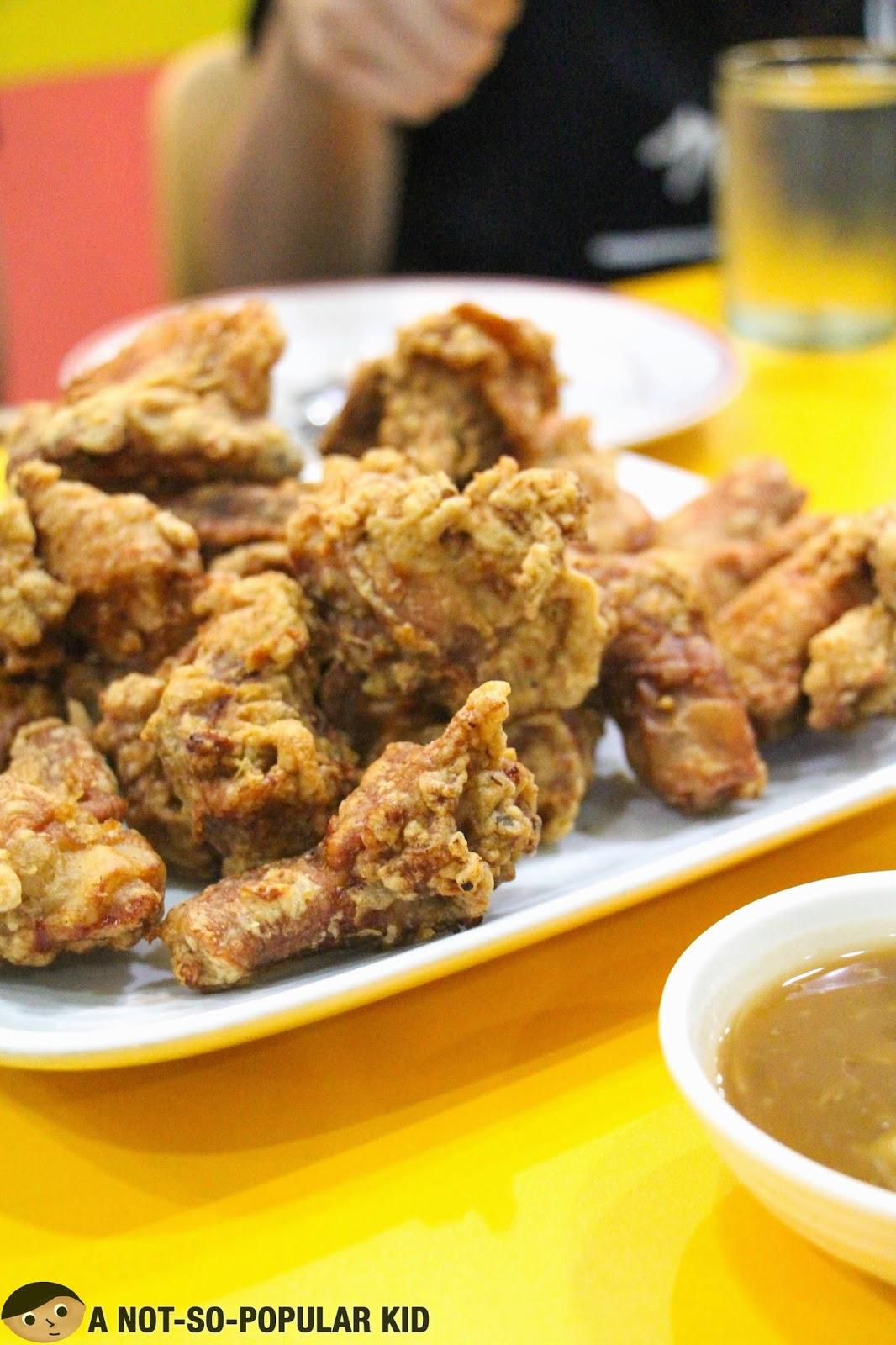The Popular Chicken of Sincerity Restaurant