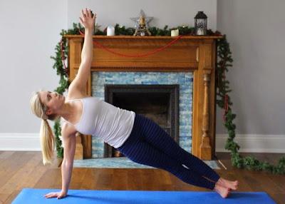 6 Pose Yoga Berguna untuk Pelangsing Tubuh