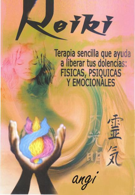 Curso Reiki en Valladolid