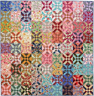 Free pattern! arrowhead quilt