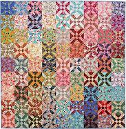Free pattern! arrowhead quilt