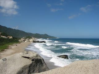 Playa El Verde Camacho, sinaloa, méxico, santuario