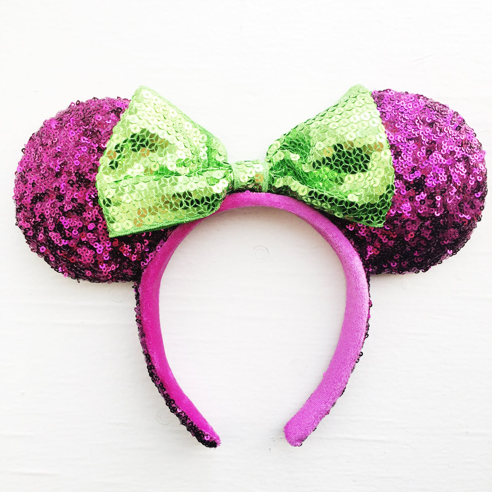 The Disney Prepster: DIY Floral Crown Wire Minnie Ears!