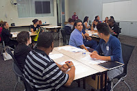 students studying at a Rio Salado location